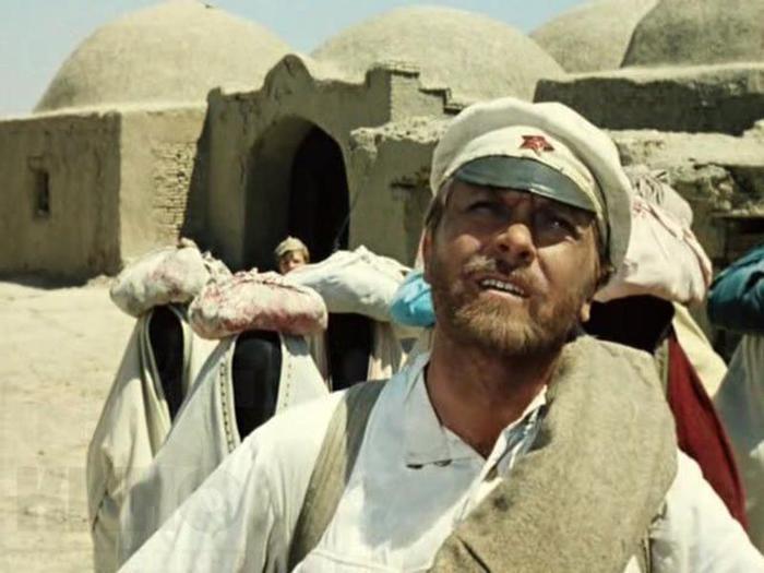 Как снимался фильм «Белое солнце пустыни» (история создания)