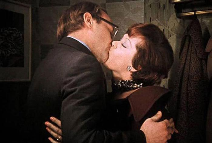 Десять лучших кинопоцелуев