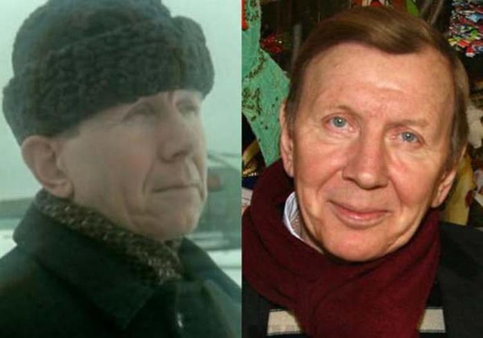 Актеры фильма «Ширли мырли» 20 лет спустя (фотографии)