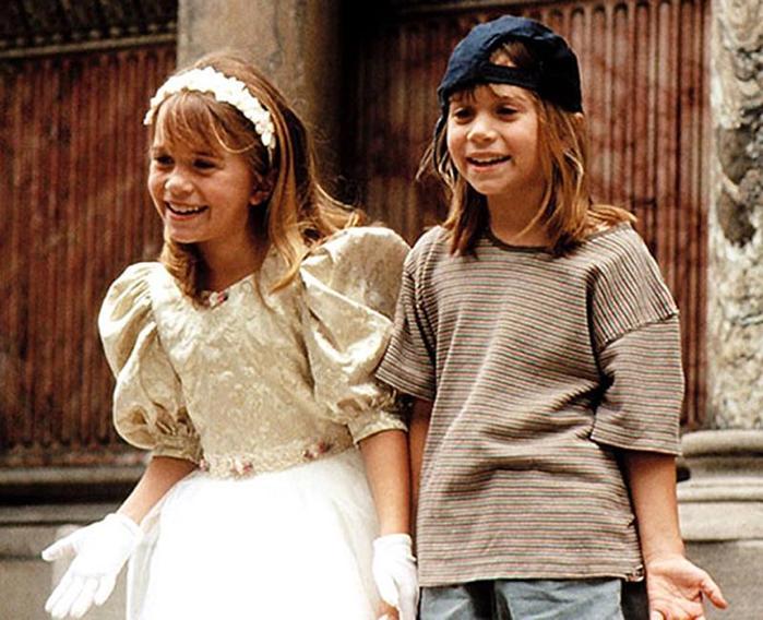 Известные актеры снимались в фильмах с самого детства
