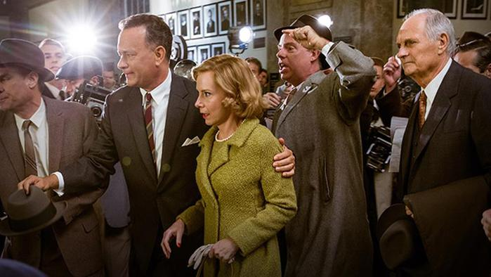 Новый фильм Спилберга «Шпионский мост»