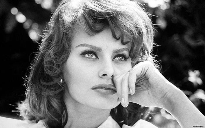 Самой красивой итальянской актрисе Софи Лорен исполнился 81 год