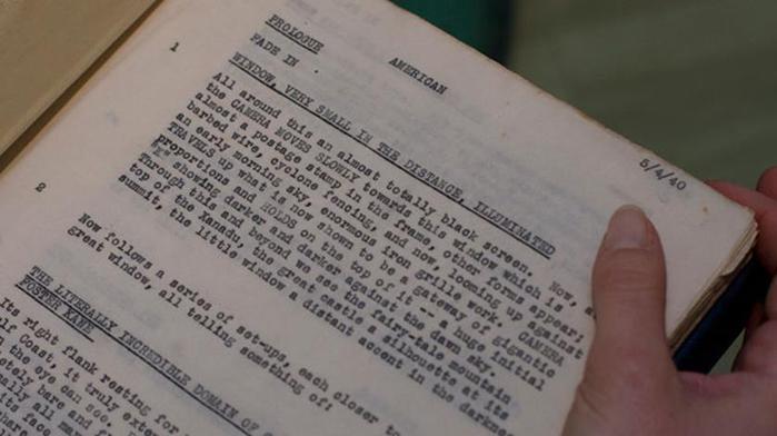 Черновики сценария «Гражданина Кейна» продали за 102 тысячи долларов