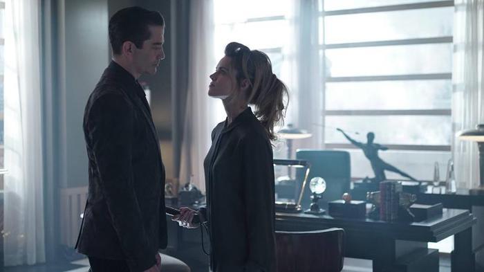 Промо кадры сериала Готэм (Gotham, 2014 2016 годы)