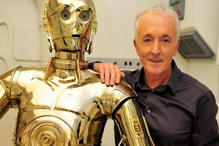 Дроид из «Звездных войн» приедет на московский Comic Con