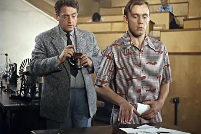 Смешная озвучка советских фильмов