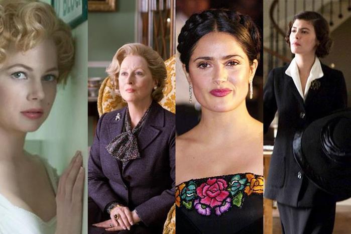 Лучшие фильмы о великих Женщинах