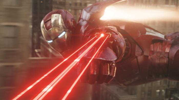 Видео. 10 лучших лазерных сражений в истории кино
