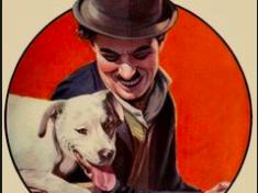 Раскрашенные фотографии Чарли Чаплина (1910-1930-е годы)