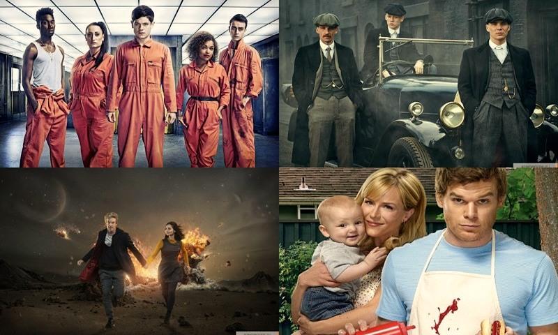 Рейтинг сериалов: лучшие сериалы 2000-2015 годов