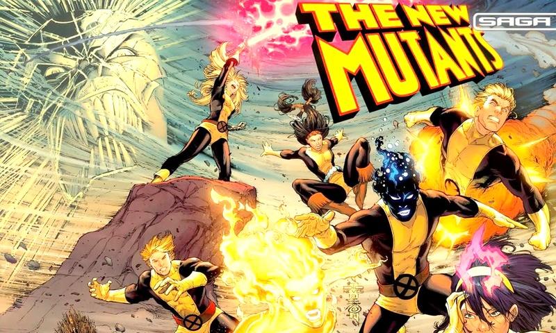 Люди Икс: новые мутанты - трейлер, дата выхода, новости фильма