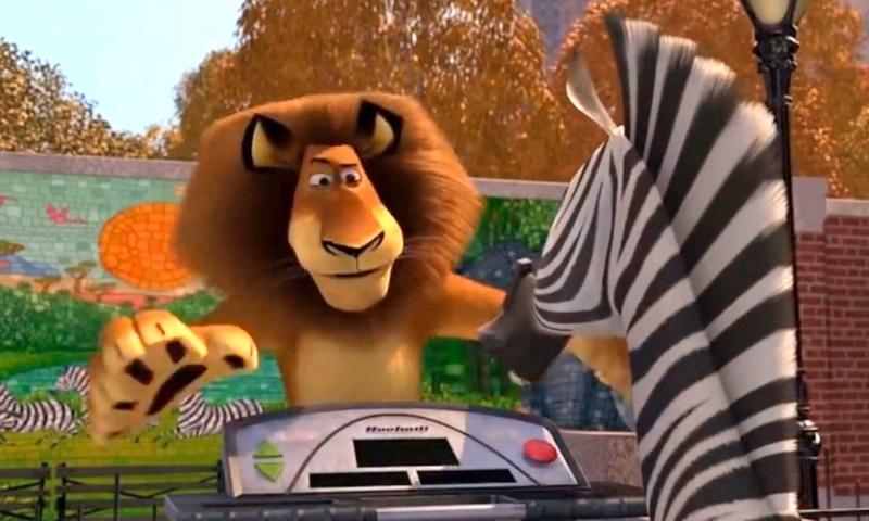 Мадагаскар 4   премьера мультфильма 2018 года
