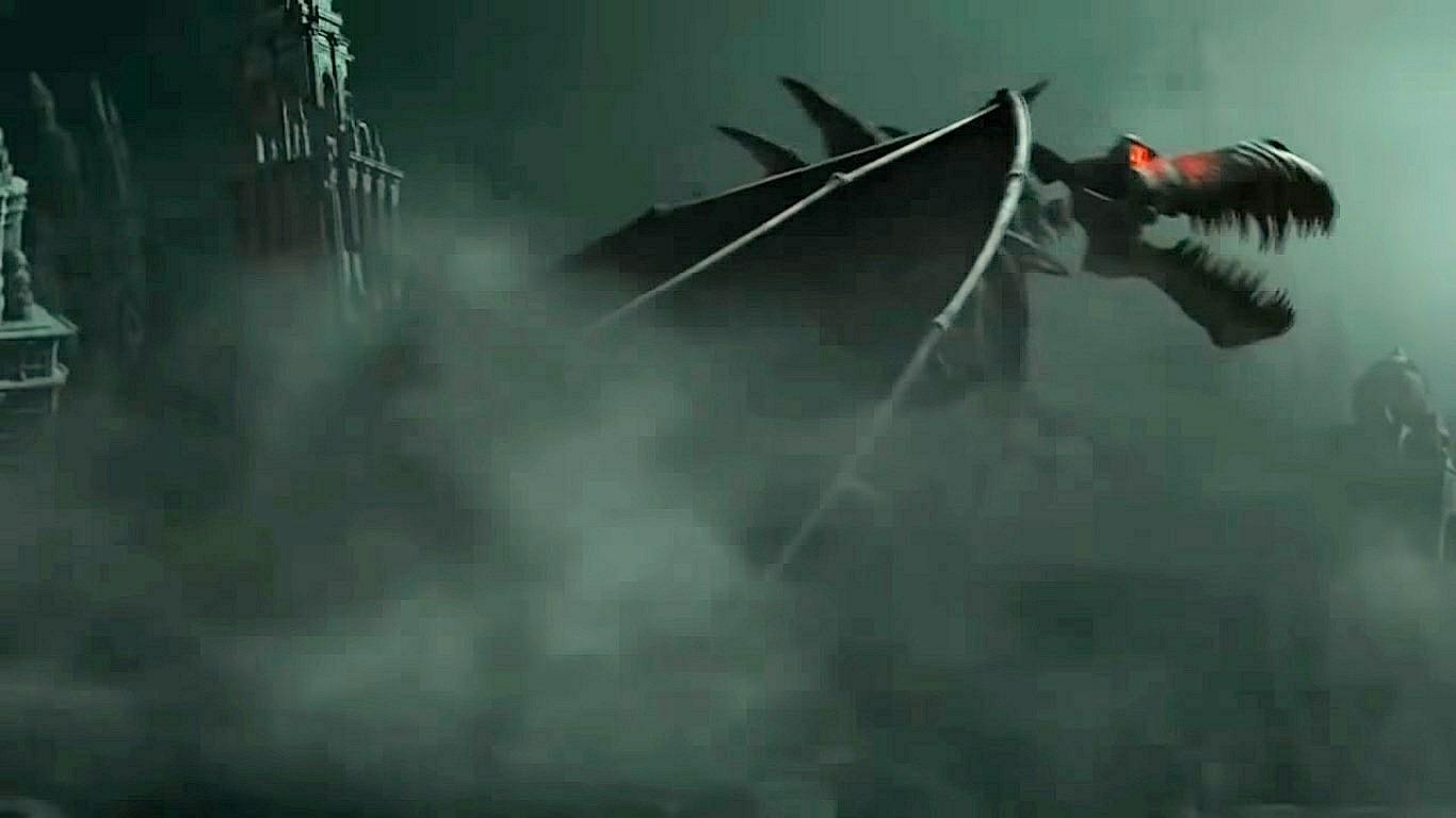 Как приручить дракона 3   анонс, описание