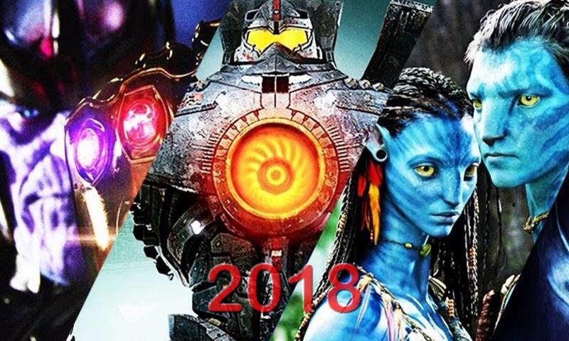 Какие фильмы выйдут в 2018 году— список лучших кинопроектов