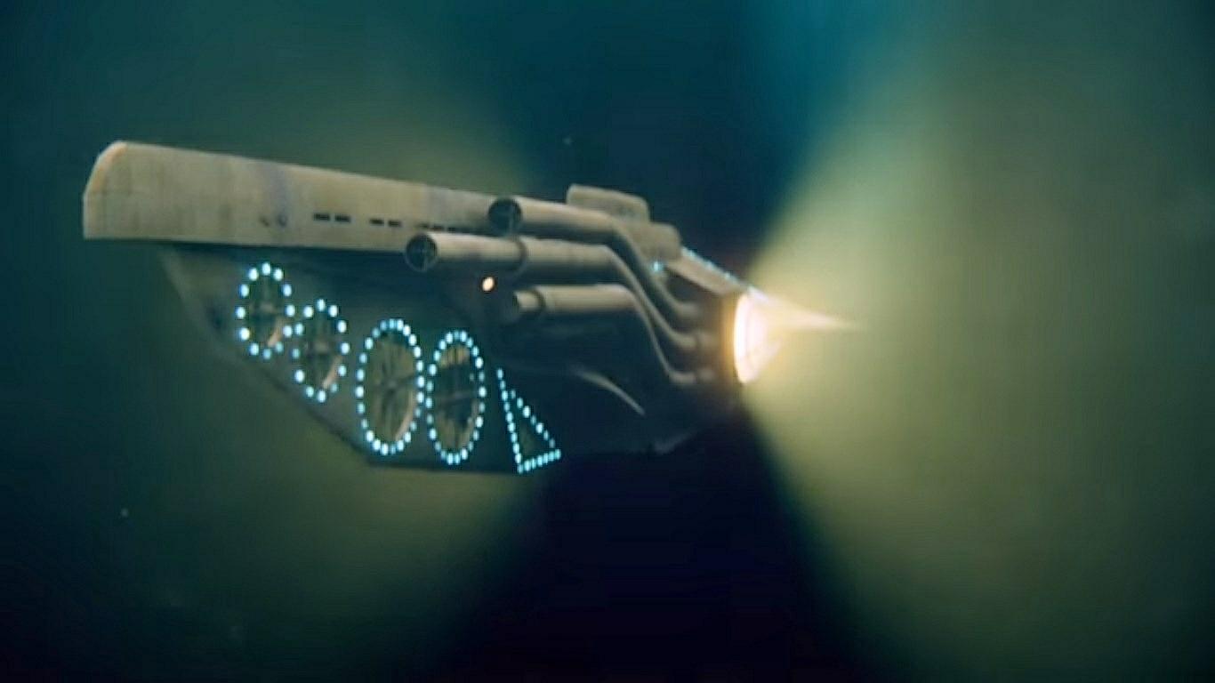 20000 лье под водой: Капитан Немо 2018   экранизация романа
