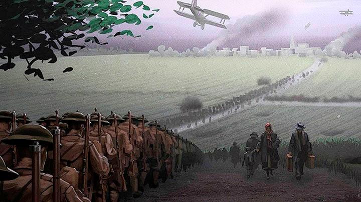 «34 й батальон» фильм: трейлер, сюжет