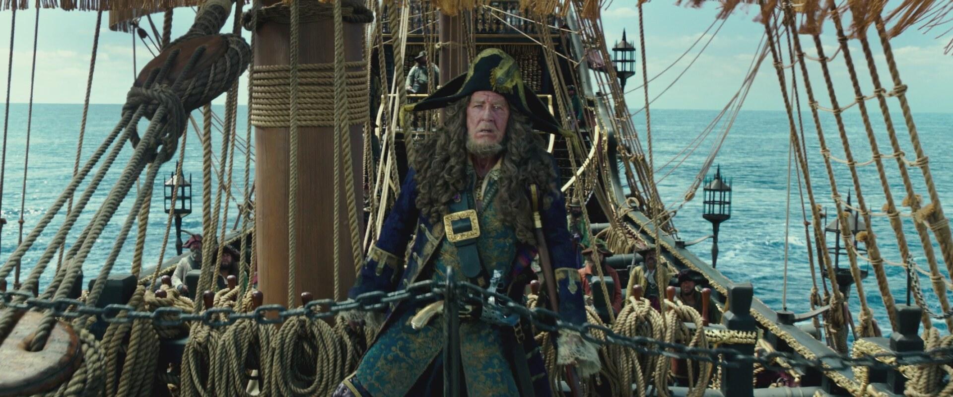 Пираты Карибского Моря 6   продолжение саги