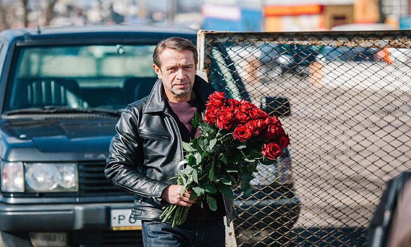 Налет 3 сезон— российский сериал с Машковым