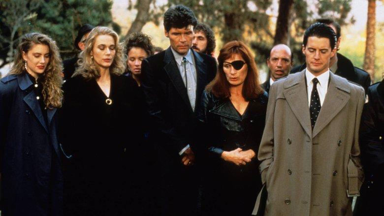 Сериал Твин Пикс 4 сезон   Twin Peaks 4