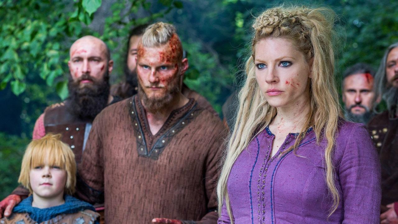 Викинги 6 сезон   обзор сериала