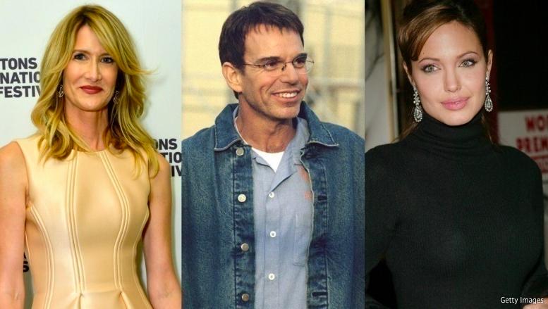 Странные голливудские любовные треугольники