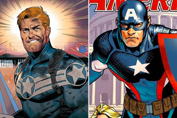 Герои Marvel   история индустрии, классификация героев
