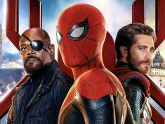 """""""Человек-паук. Вдали от дома"""". Первый фильм после смерти Тони Старка."""