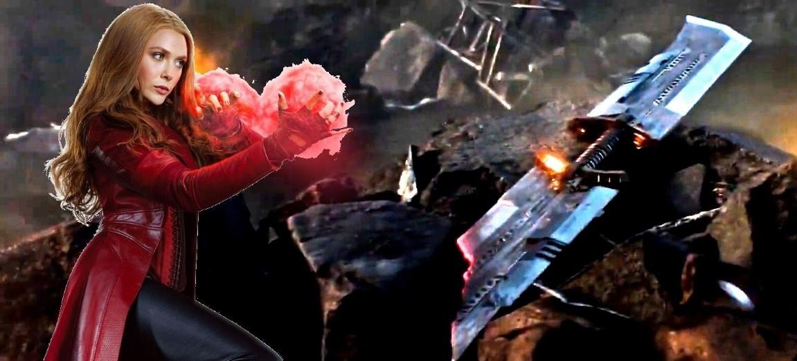 Как Тони забрал Камни Бесконечности? Из чего сделан меч Таноса? Рассказывают режиссёры Мстителей.