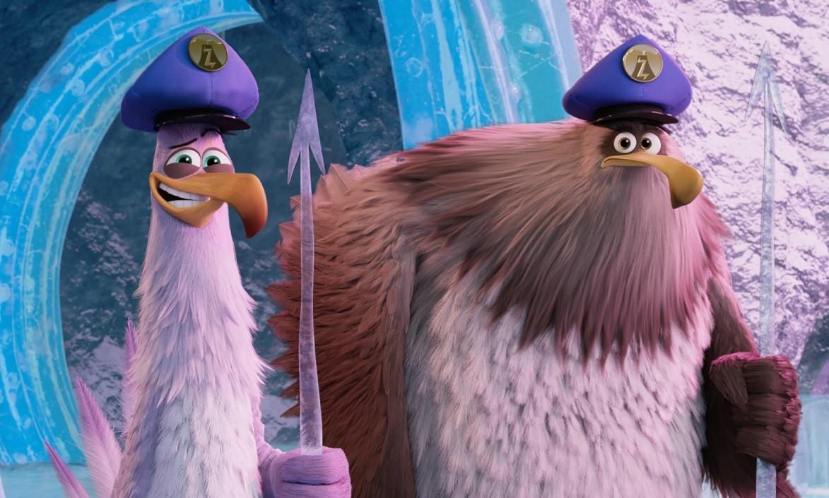 Первые впечатления от Angry Birds 2