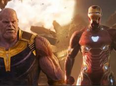 """Как Тони забрал Камни Бесконечности? Из чего сделан меч Таноса? Рассказывают режиссёры """"Мстителей""""."""