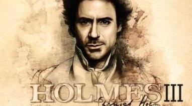 «Шерлок Холмс 3». Инсайды, интервью режиссёра и всё, что известно о проекте