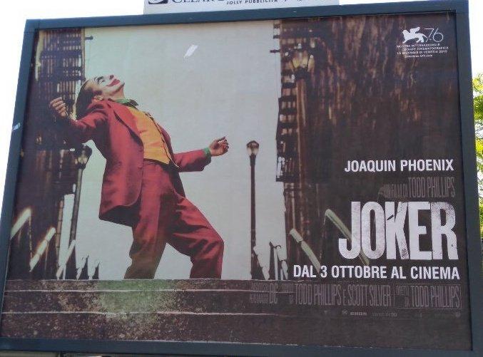 Фильм «Джокер» 2019. Хоакину Фениксу пророчат Оскар