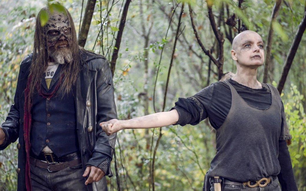 Старт 10-го сезона Ходячих мертвецов. Что можно понять по первой серии