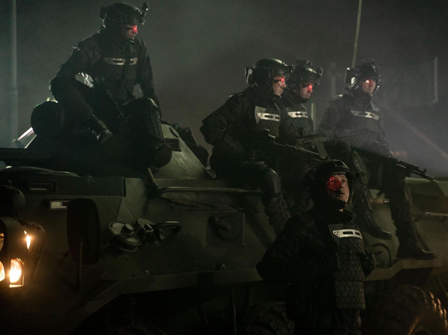 Аванпост   новый качественный российский экшн