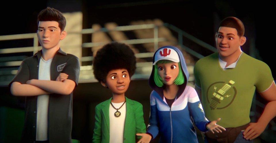 Вышел первый трейлер мультсериала во вселенной киносерии «Форсаж»