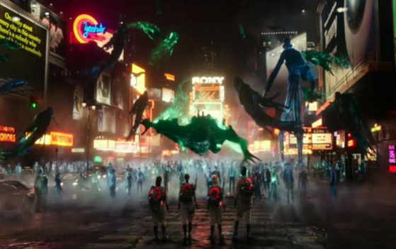Sony Pictures устроят охоту за привидениями